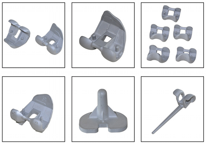 Cobalt-based alloy Castings