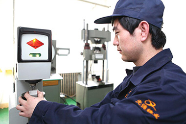 Fixed and portable hardness meters can be used to analyze the hardness of various forms of products and samples.